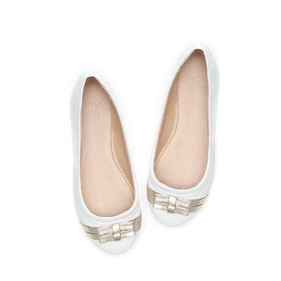 Piel ColombiaNiñas Niños Niña Zara Zapatos Bailarina 2 cjL43R5Aq