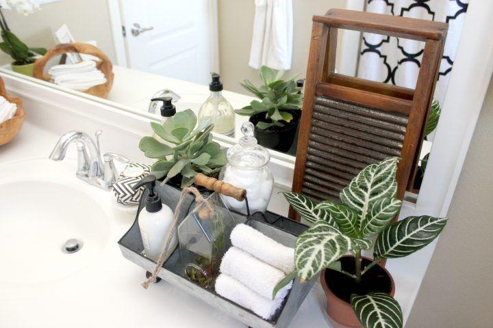 DIY Mirror Frame Kit  Simple Bathroom Home Decor