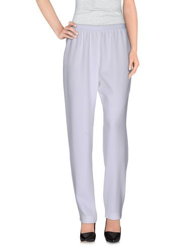 TWISTY PARALLEL UNIVERSE Women's Casual pants White XL INT