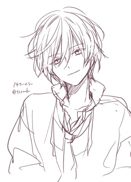 Easy Anime Manga Drawings Anime Sketches Hm Art In 2020 Anime Drawings Sketches Anime Drawings Boy Anime Boy Sketch