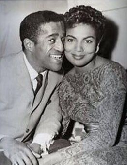 Sammy Davis Jr  & his 1st wife Loray White | Distinction, Style
