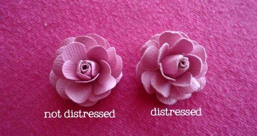 Rosas bonitos do papel feito à mão Tutorial | FeltMagnet