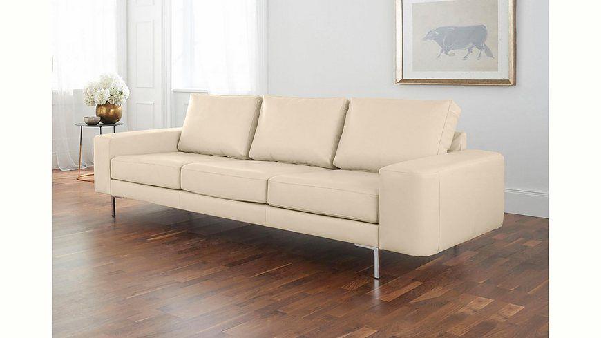 Alte Gerberei 3-Sitzer Sofa »Lexgaard« mit großer Bodenfreiheit ...