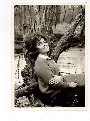 """Vintage 1962 5"""" x 7"""" Photo Beautiful Young Woman, 1960's Hairstyle, Found Art K in Collectibles, Photographic Images, Contemporary (1940-Now), Other Contemporary Photographs 