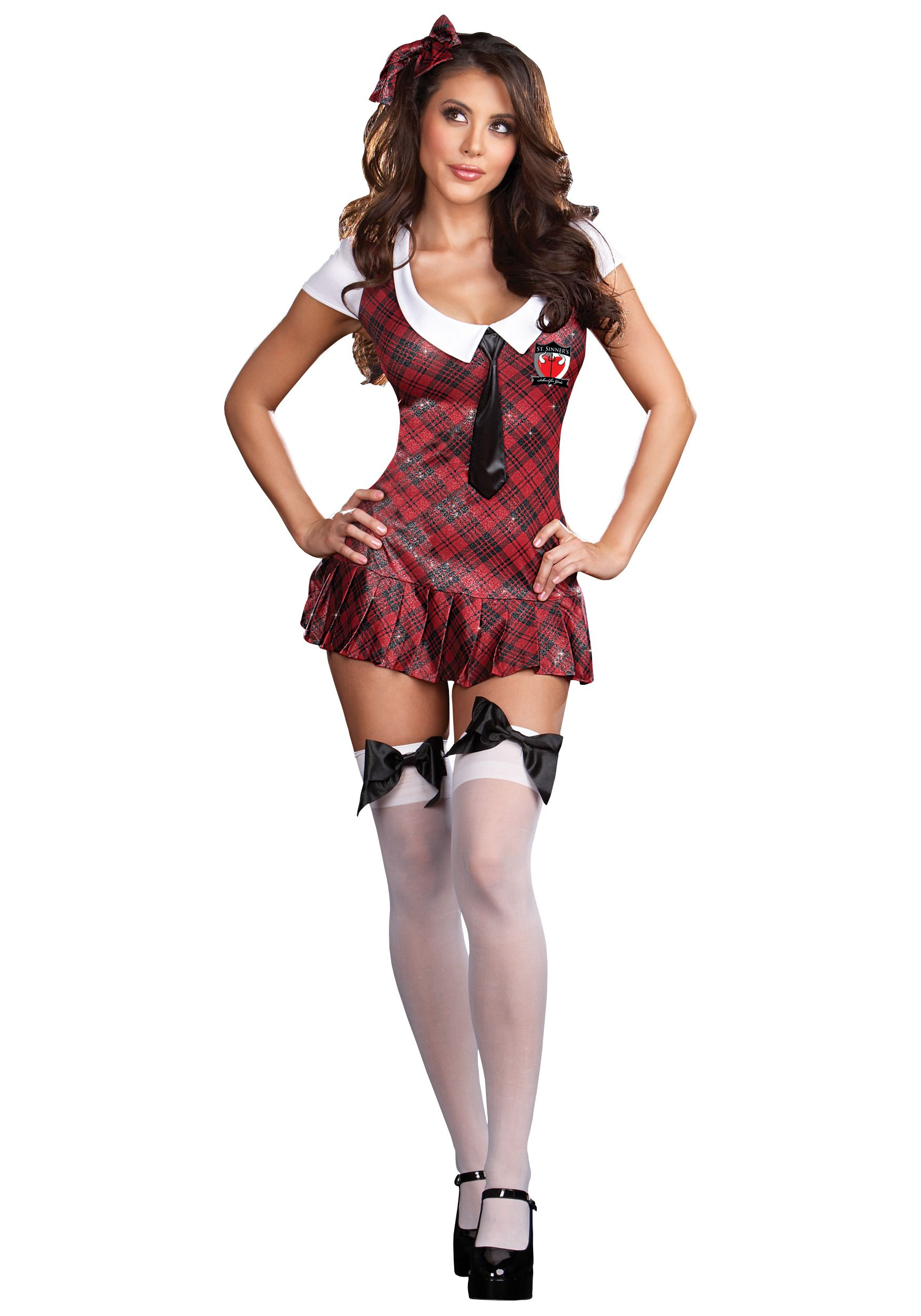 Little school girl outfit-2570