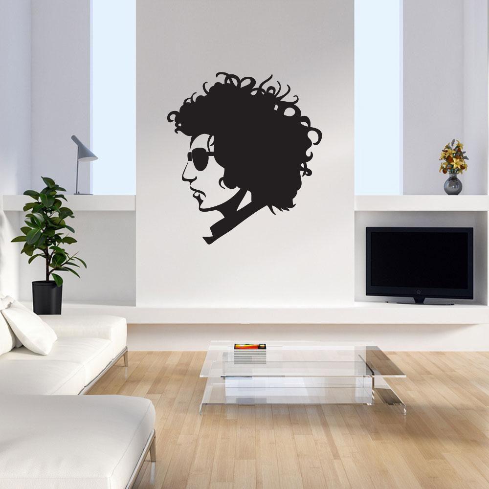 Bob Dylan wallsticker