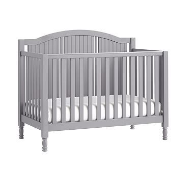 Catalina 3 In 1 Convertible Crib White Baby Furniture Baby Cribs Convertible Pottery Barn Kids Furniture