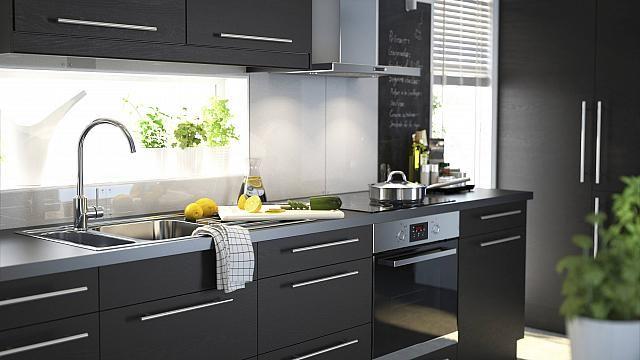 Ikea Kitchen Modern ikea nexus black cabinets home black cabinet ikea