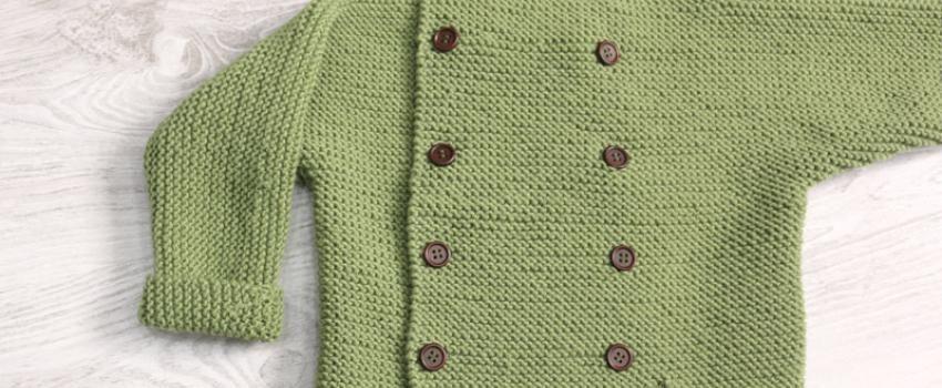 child knitting sweater baby free pattern | niño | Pinterest