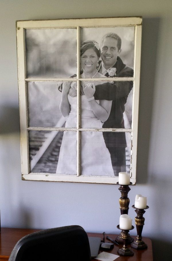 With Picture Frame Decorate – 40 Ideas For Do It Yourself ...