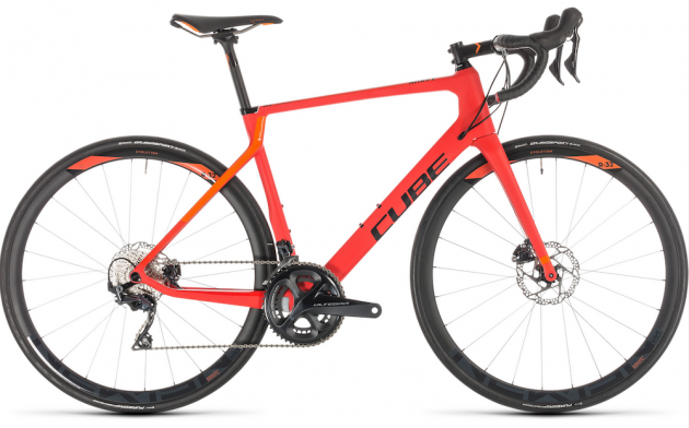 Cube Road Bike 2020 Range Explained Cycling Weekly Cycling Weekly Bicycle Bike