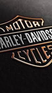 Image Result For Harley Davidson Logo Iphone Wallpaper Lucu