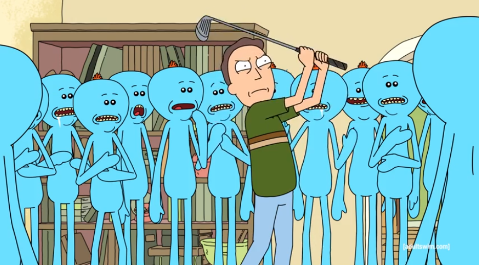 Using Mr Meeseeks as an Operations Automation Model