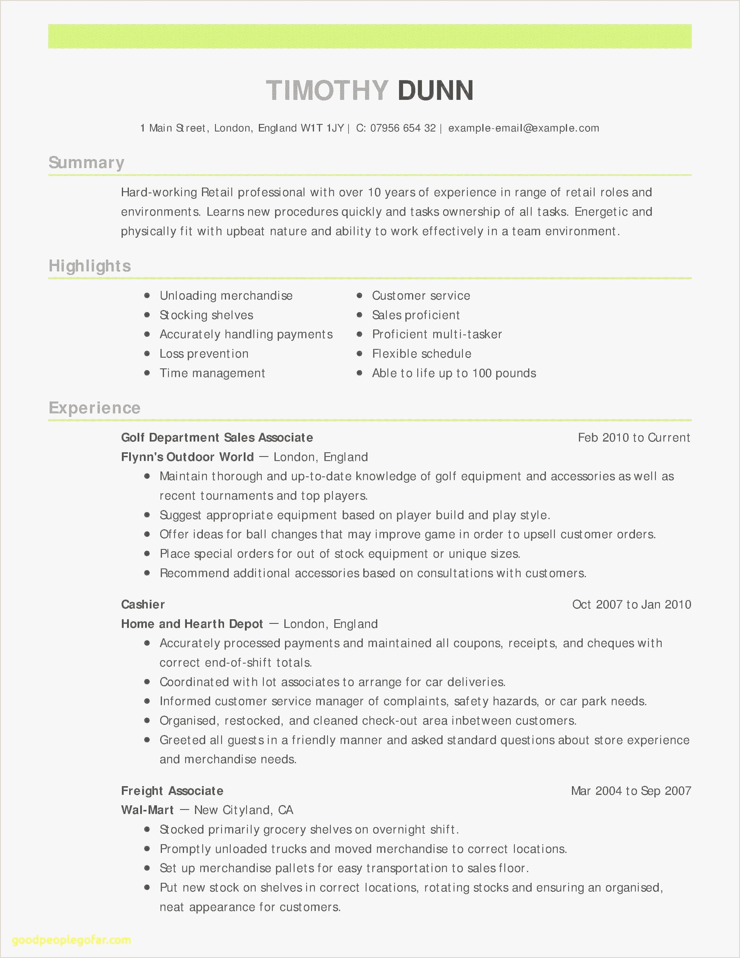 Professional Cv Format Images Resume Examples Resume Summary Examples Basic Resume