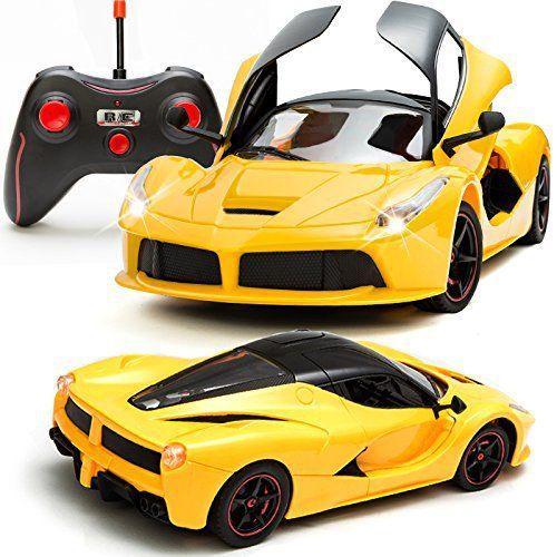 Remote Control Ferrari Opening Doors Sports Car Remote Control Cars Ferrari