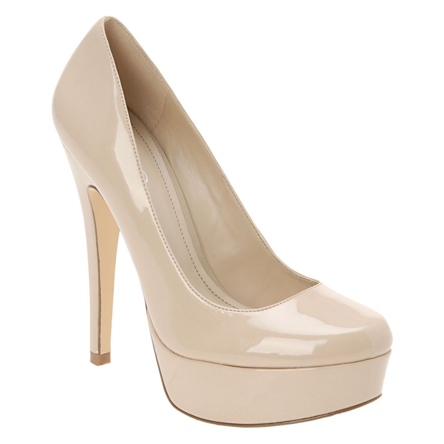 bf81e3d7a084 Nude 4 Inch Heels