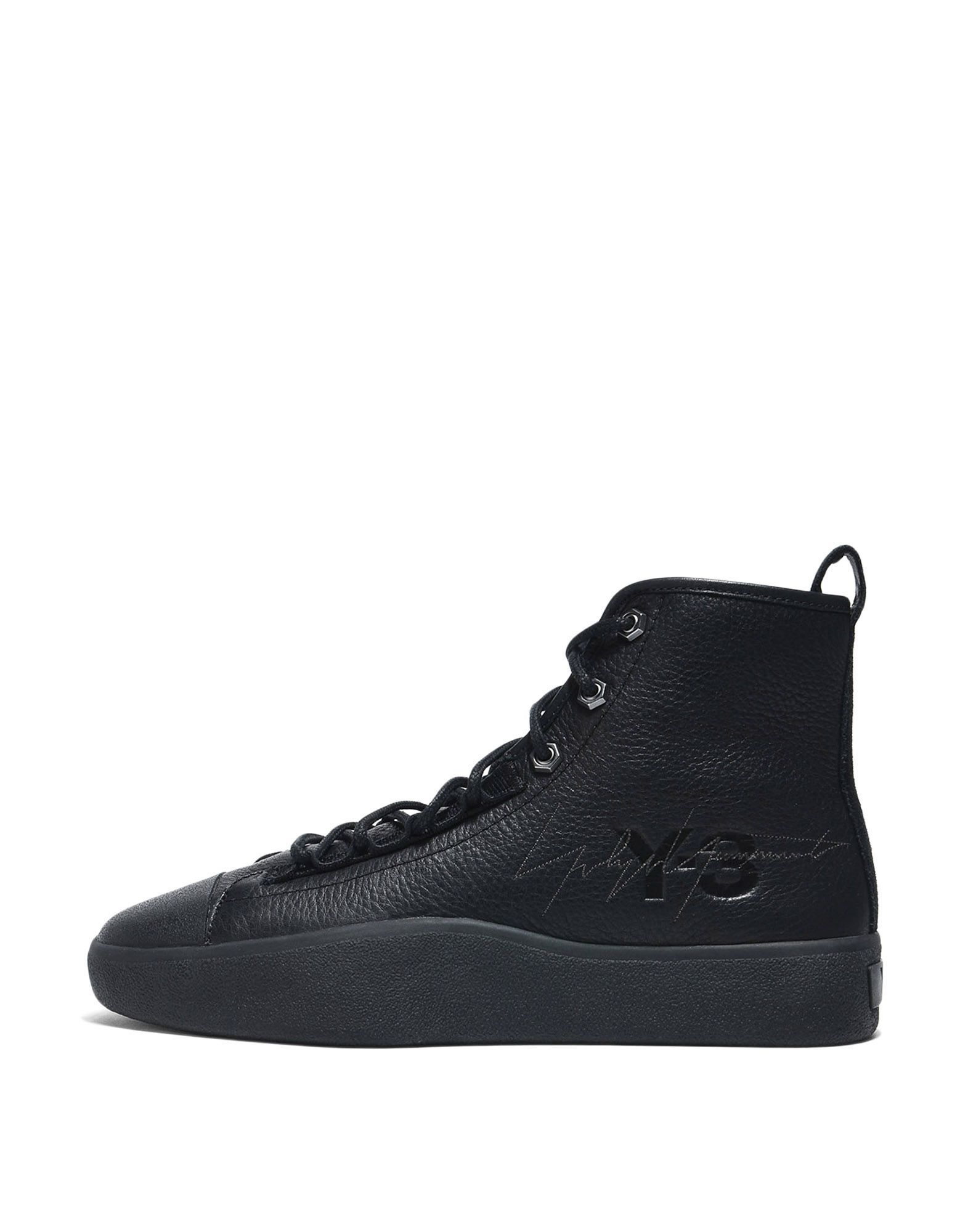 8a8046d2f61d6 Y-3 Bashyo II - High-top sneakers