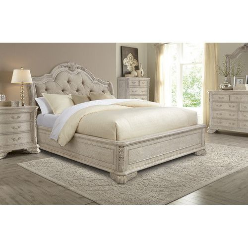 Schwerin Platform Customizable Bedroom Set | Stanze da letto e Set ...