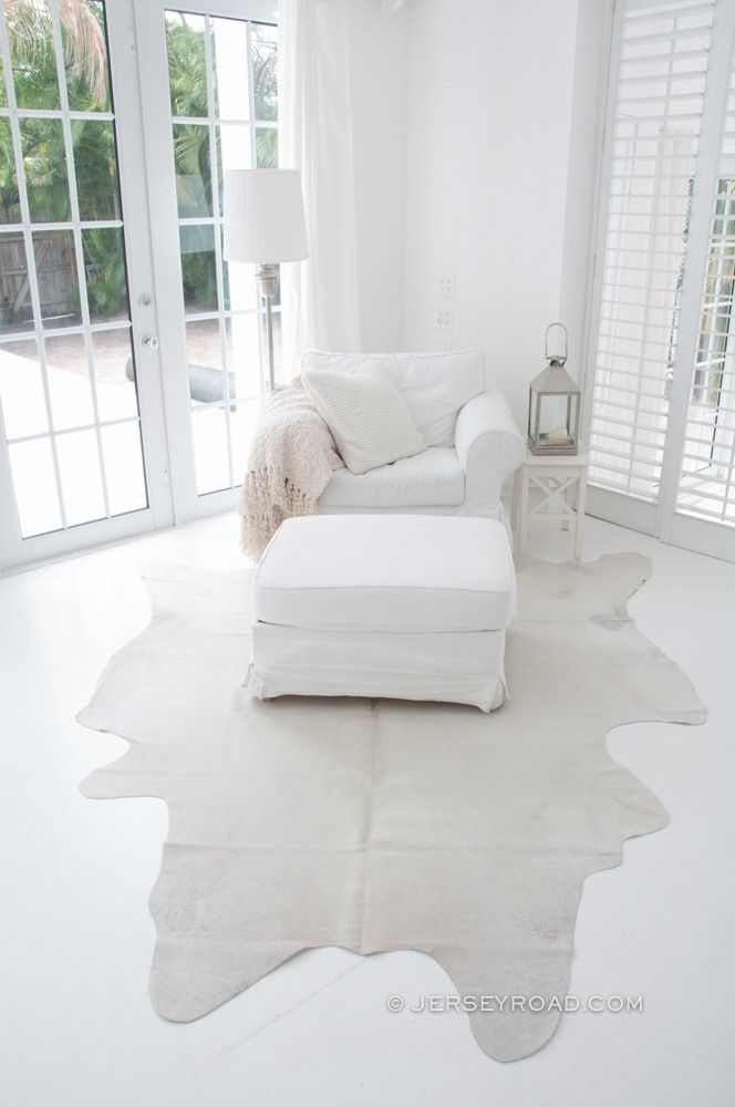 Cowhide Decor White Rug Rugs Stylists Range Leather Lineup Stove