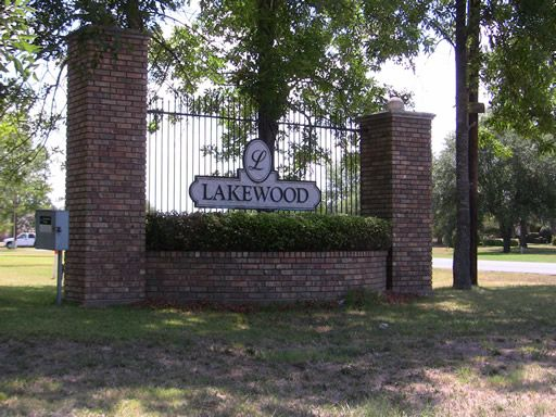 Willow Lake Subdivision Bossier City