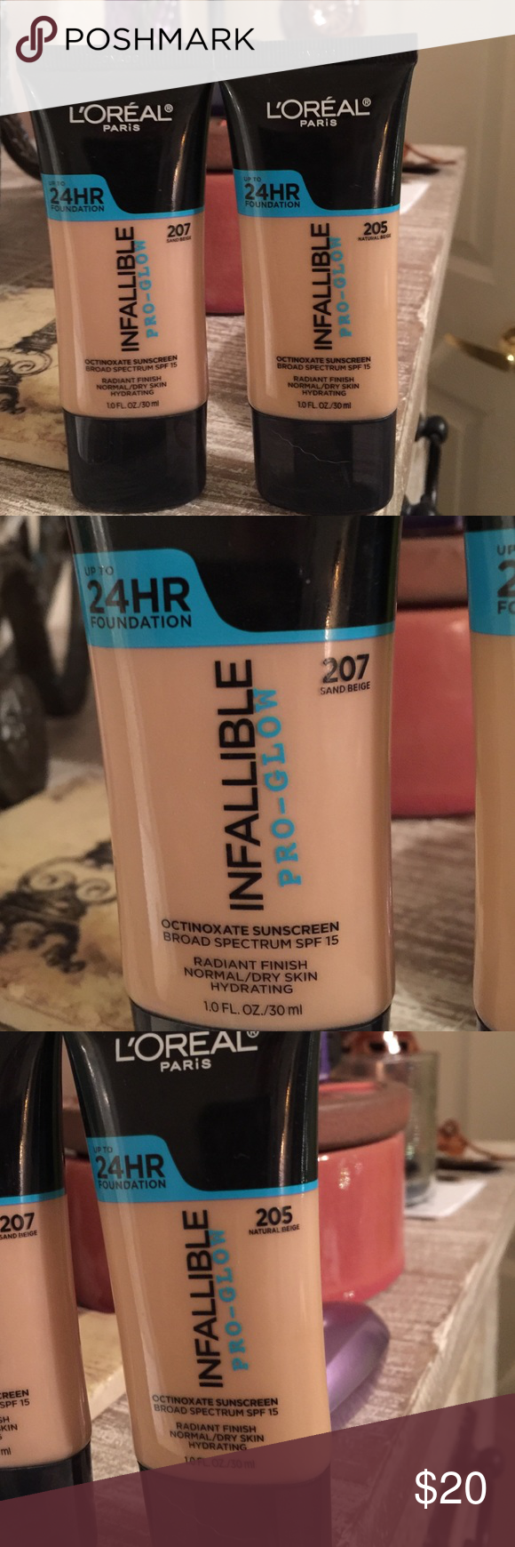 L'Oréal Infallible Pro Matte Foundation Swatched and used