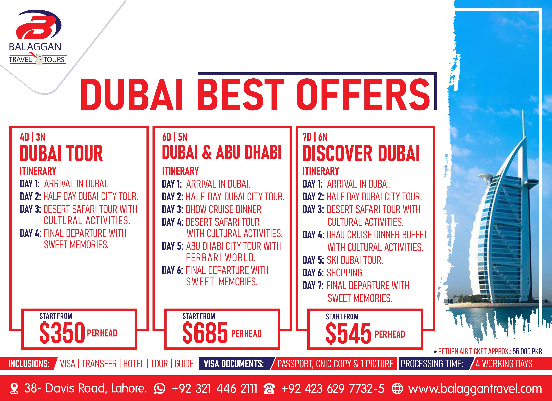 Dubai Best Offers Dubai Tour Tours Travel Tours