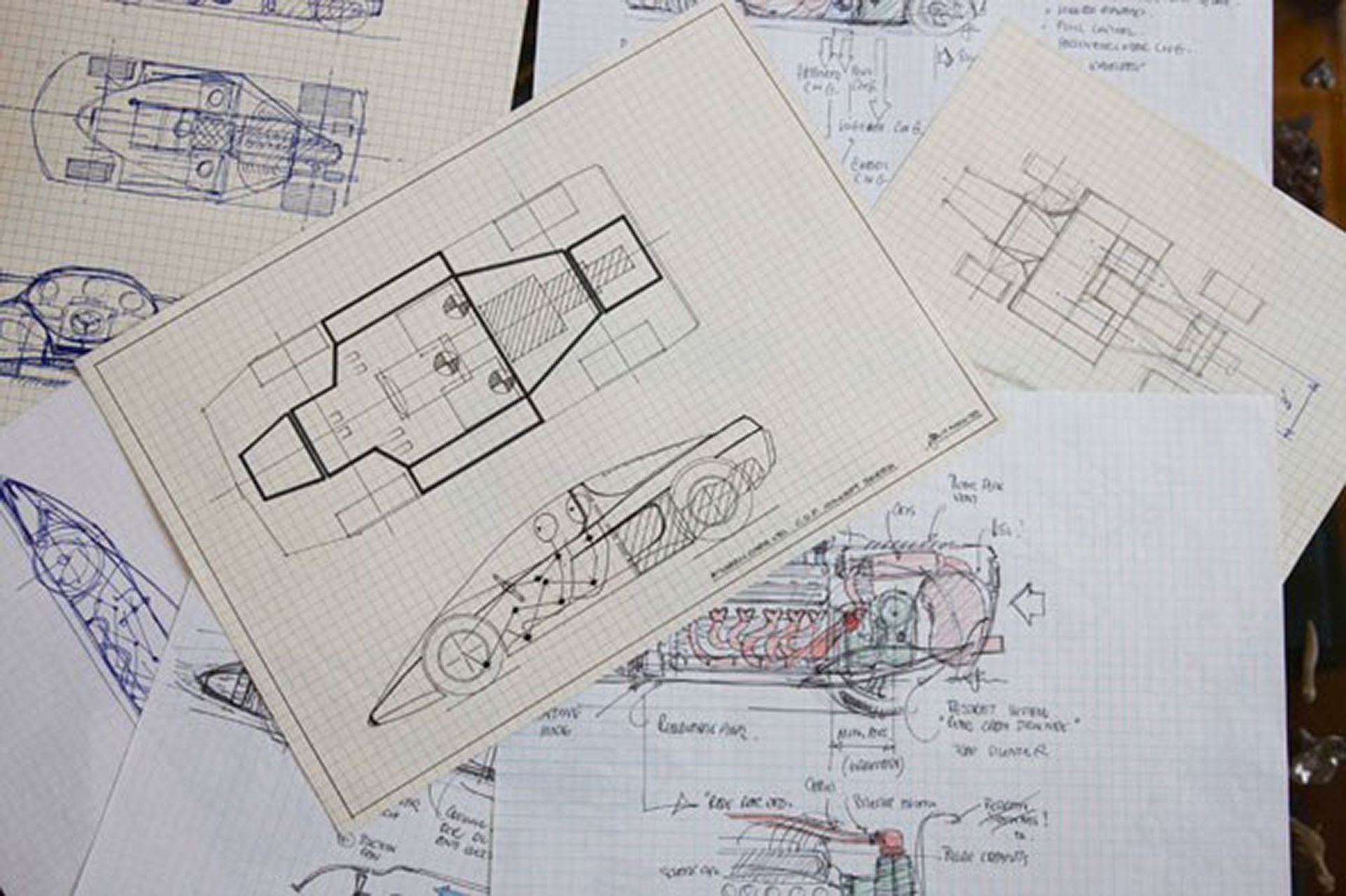 mclaren f1 - blueprint | mclaren | mclaren f1, cars, car magazine