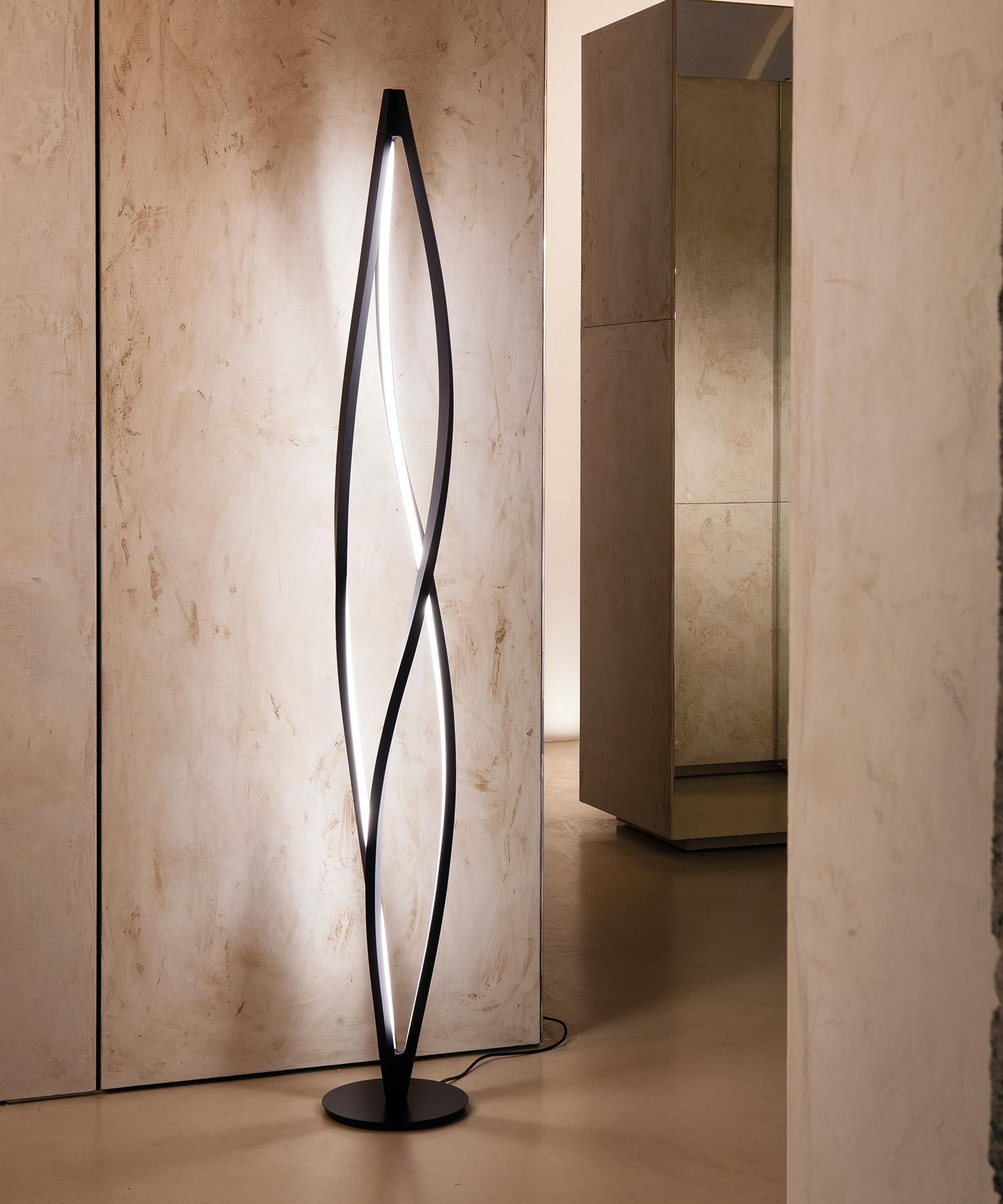In The Wind Floor Lamp By Nemo Itw Lnw 21 Living Room