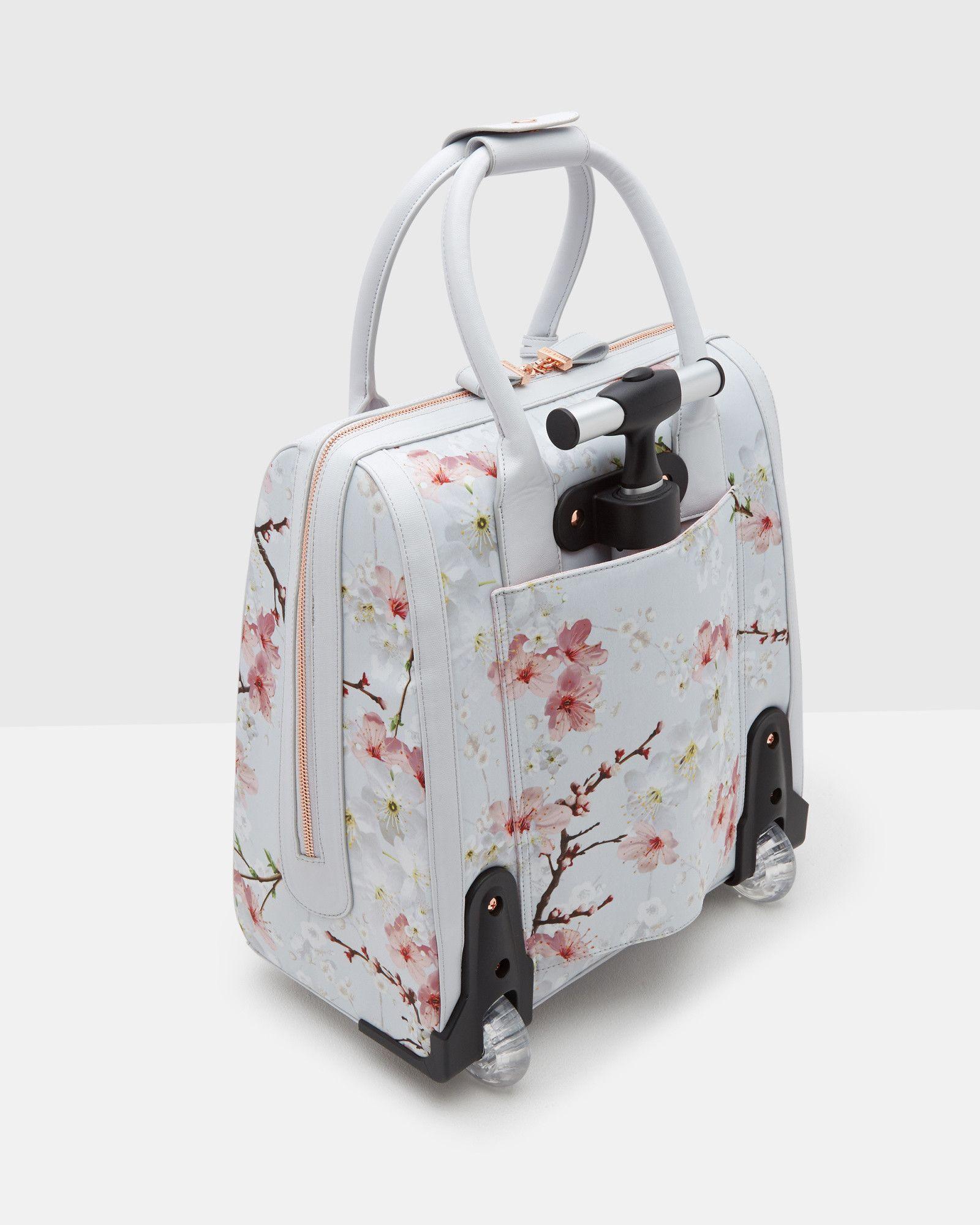 89d720fff Oriental Blossom travel bag - Light Gray   Bags   Ted Baker   Home ...