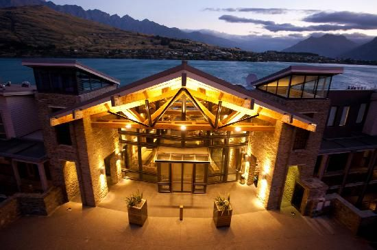 The Rees Hotel Luxury Apartments Lakeside Hotel Queenstown Accommodation Hotel
