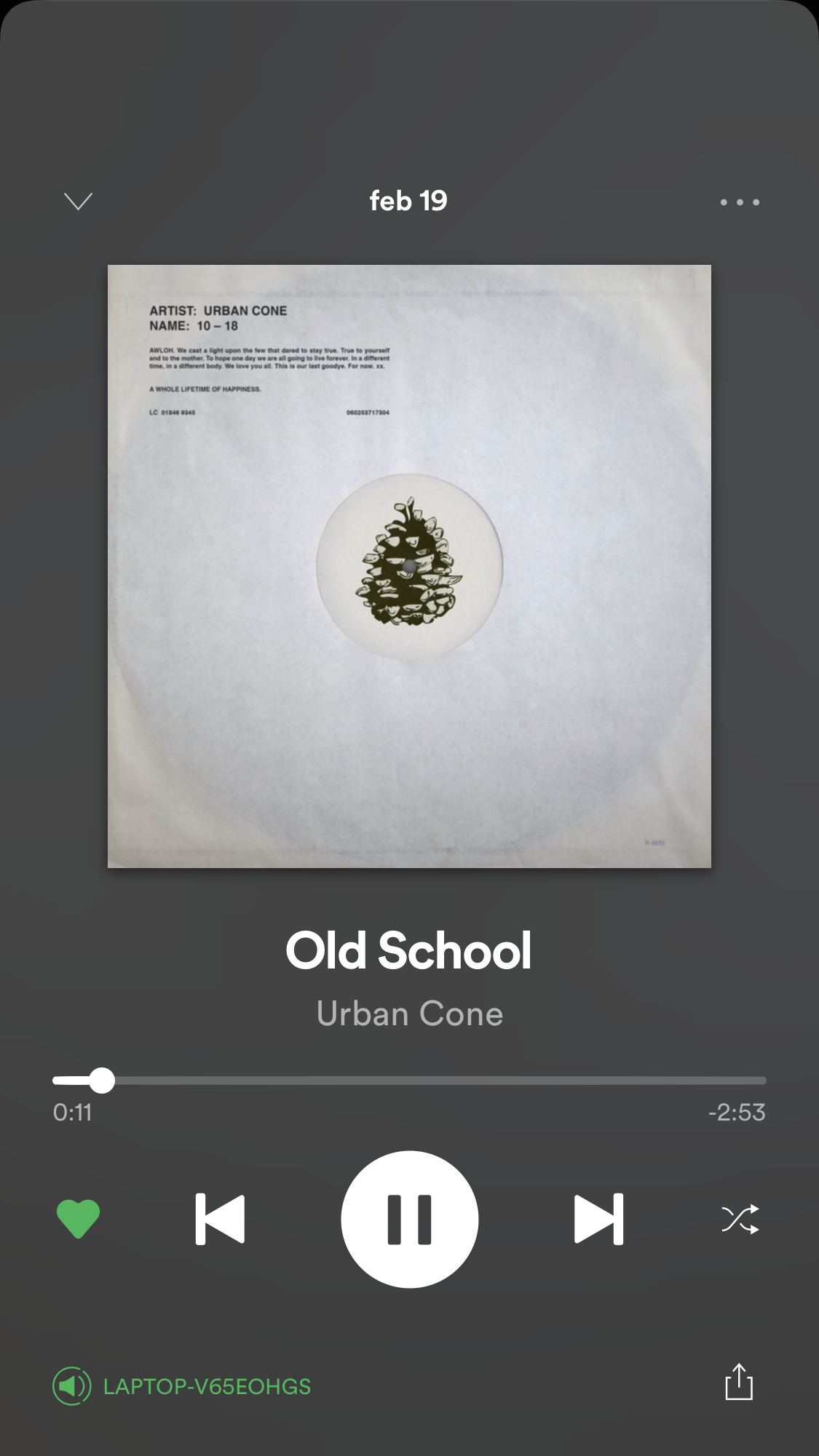 Old School Urban Cone Juliana Perez105 On Spotify Youtube Videos Music Songs Song Playlist Mood Songs