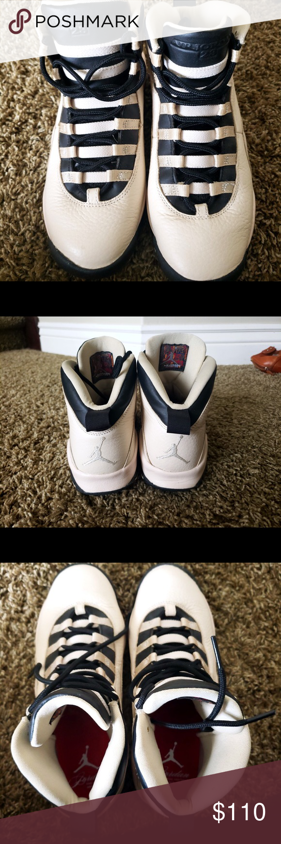 0a6ab65b5eb Air Jordan jasmine Archive Worn once and in perfect condition