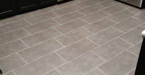 Brick Pattern Tile Patterns Floor Kitchen Flooring