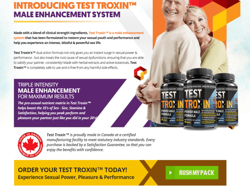 Pin On Test Troxin New Male Enhancement Pill Review And Exclusive Trial