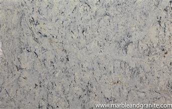 White Ice - Granite Slab Polished 3cm