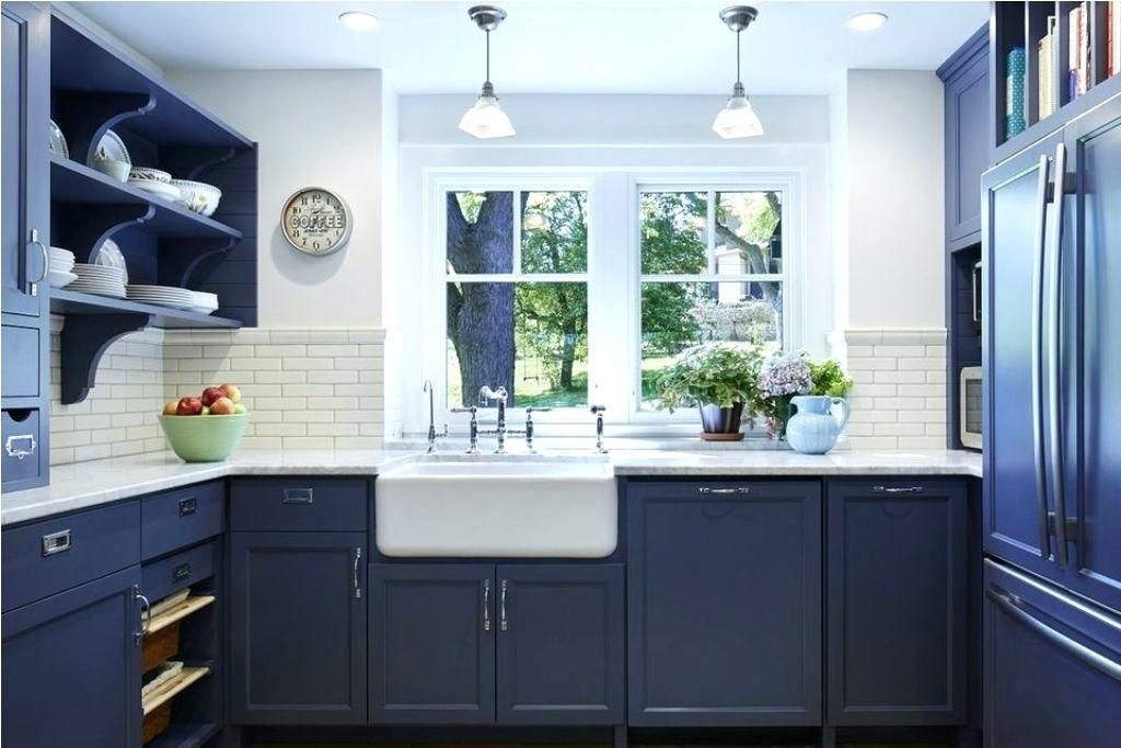 Blue Kitchen Paint Kitchen Blue Kitchen Design Royal Blue Kitchen Cabinets Kitchen Colour Sch Blue Kitchen Cabinets Blue Kitchen Designs Kitchen Cabinet Design