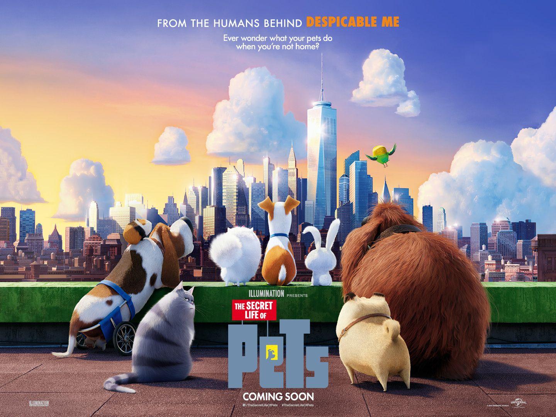 The Secret Life Of Pets Secret Life Of Pets Secret Life Movie
