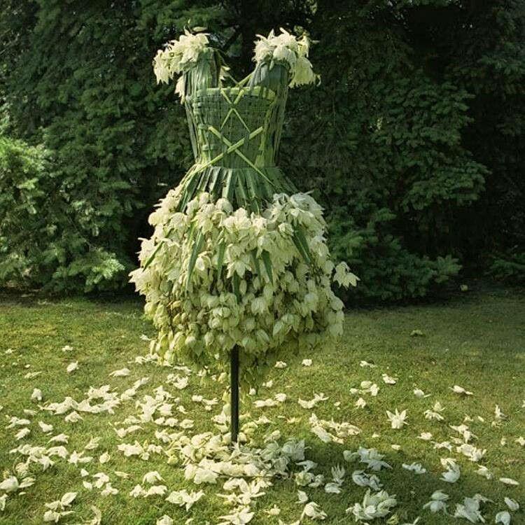Nicole Dextras 'weedrobes' via Irena Buzatewicz