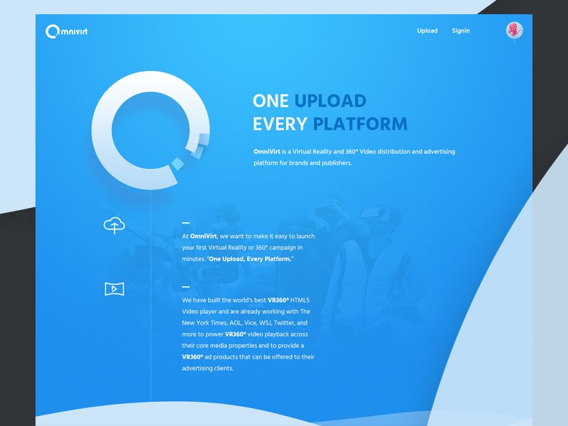 Company Profile  Company Profile Ui Ux And Interface Design