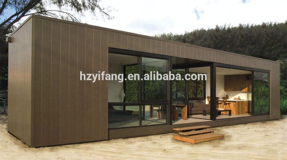 Container House Prefab House Sandwich Panel Container Home Prefab