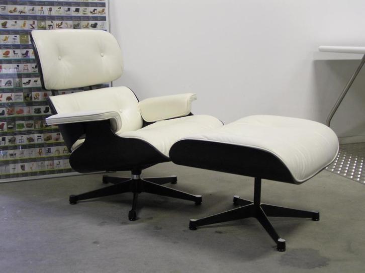 vitra eames lounge chair plus ottoman fauteuils marktplaats