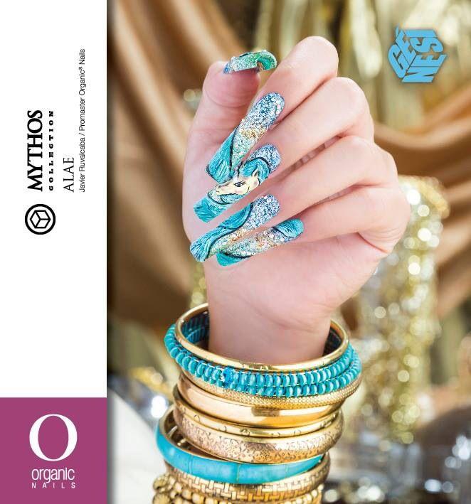 Javier Ruvalcaba/ ProMaster Organic® Nails | Organic® Nails... Da Lo ...