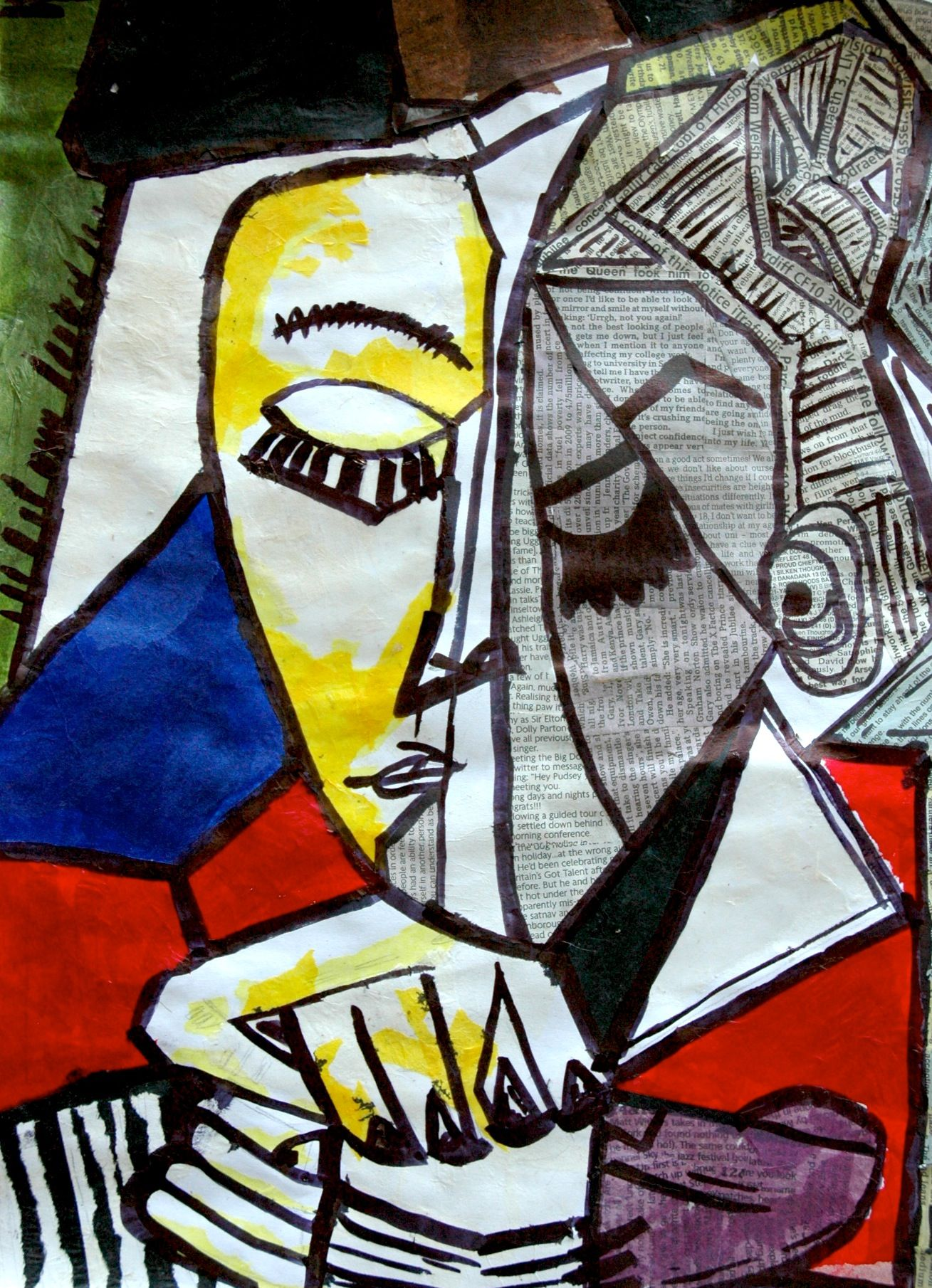 The sexuality of pablo picasso essay