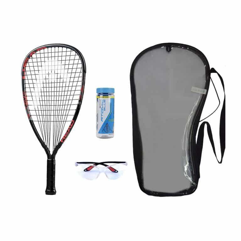 Deluxe Racquetball Kit Racquetball