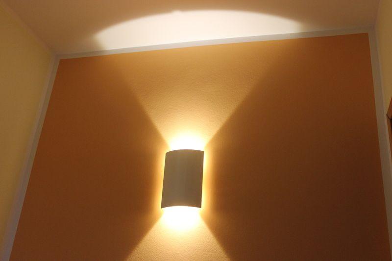 Wandlampe Wohnzimmer ~ Treppenhaus wandlampe og beleuchtung wandlampen