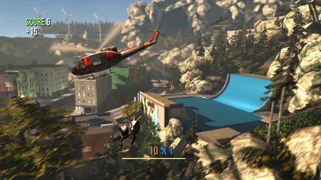 Sabias Que Goat Simulator Llega A Playstation Y Aqui Su Trailer De