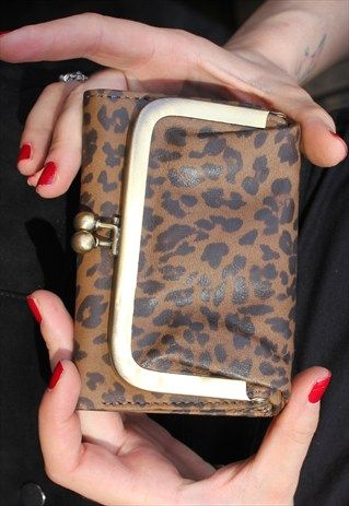 Small+Evanna+Leopard+Print+Leather+Wallet
