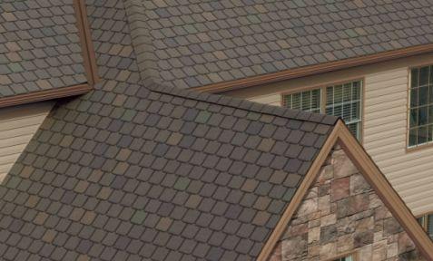 Gaf Sienna Designer Shingles Roofs In 2019 Asphalt