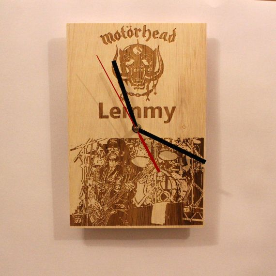 Check out this item in my Etsy shop https://www.etsy.com/listing/507231625/handmade-wooden-wall-clock-band