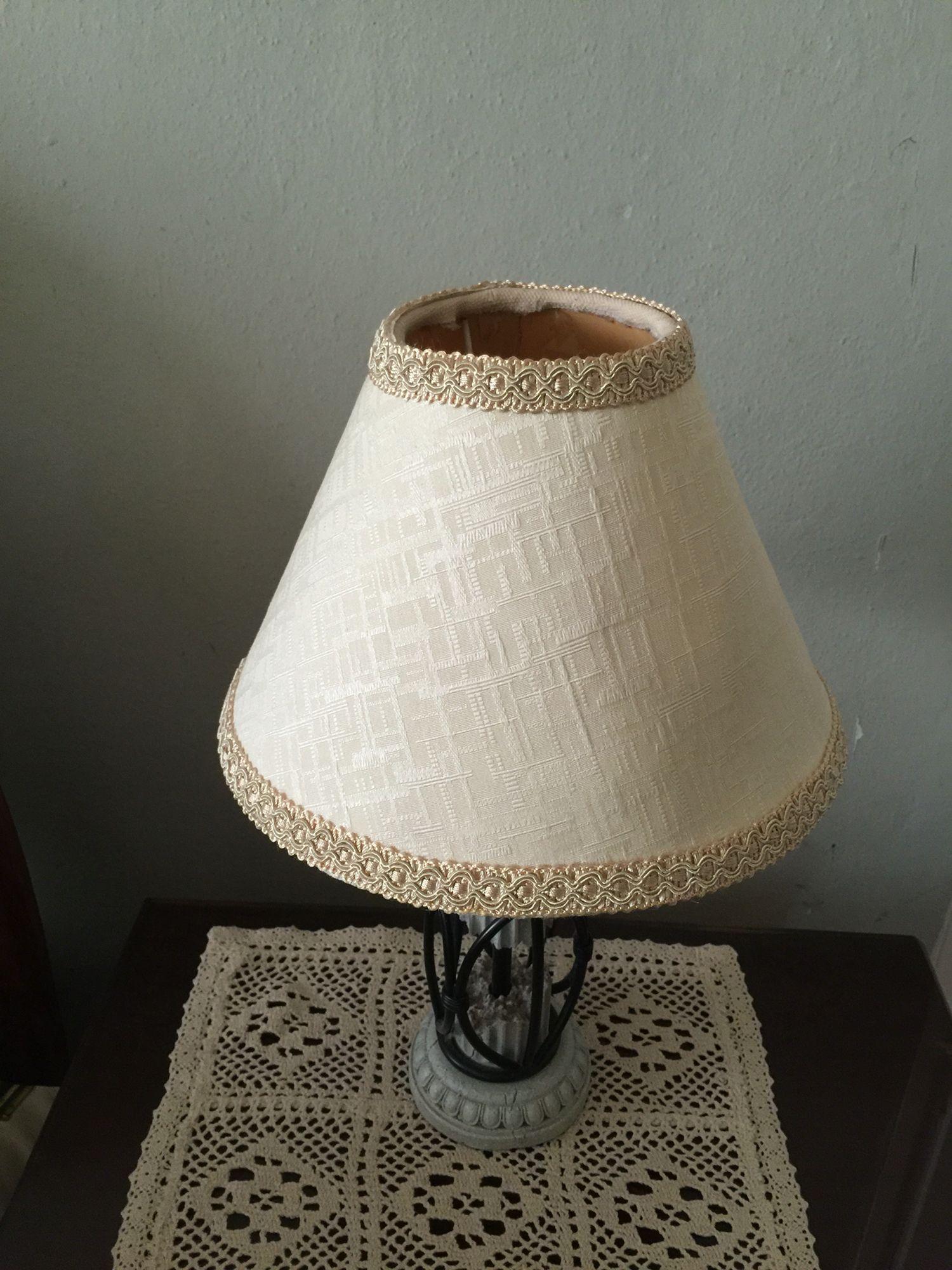 lampara por telas Ideas byNancy de en Pantalla forrada iZkPXu